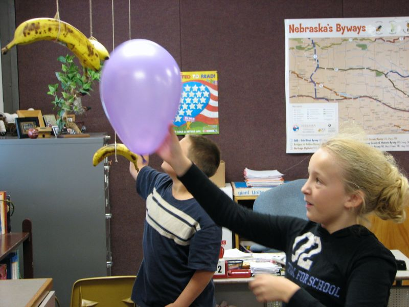 4th grade science projects static electricity static electricity